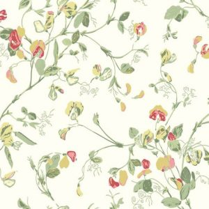 Sweet Pea, Botanical Botanica – Cole & Son