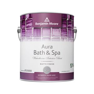 Aura Bath & Spa Waterborne Interior Paint