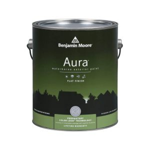 Aura Waterborne Exterior Paint