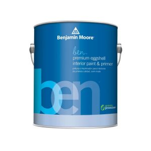 Ben Waterborne Interior Paint
