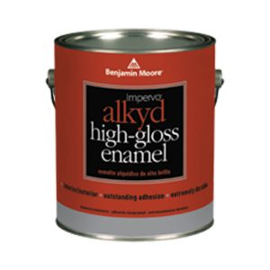 Impervo Interior Exterior Alkyd High Gloss Enamel