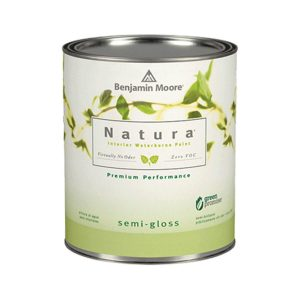 Natura Waterborne Interior Paint