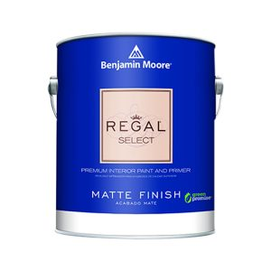 Regal Select Waterborne Interior Paint