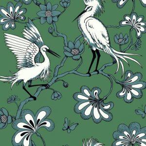 Egrets, Florence Broadhurst – York